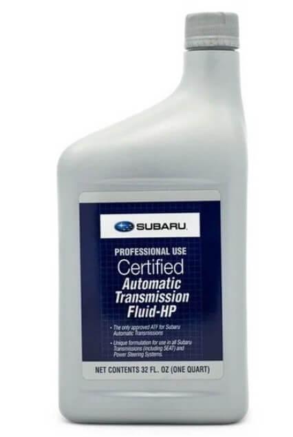 масло SUBARU ATF-HP, 0,946 л