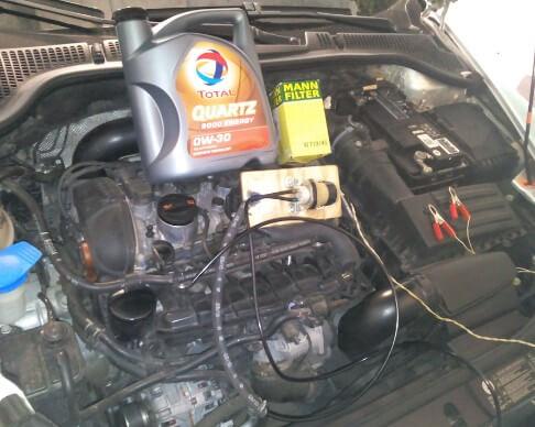 В какие двигатели можно лить масло Тотал