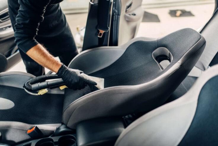Как почистить автокресло?