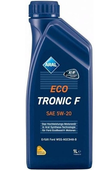 масло ARAL EcoTronic F SAE 5W-20 1 л