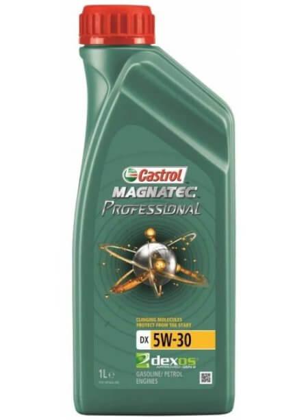 масло Castrol Magnatec Professional DX 5W-30 1 л