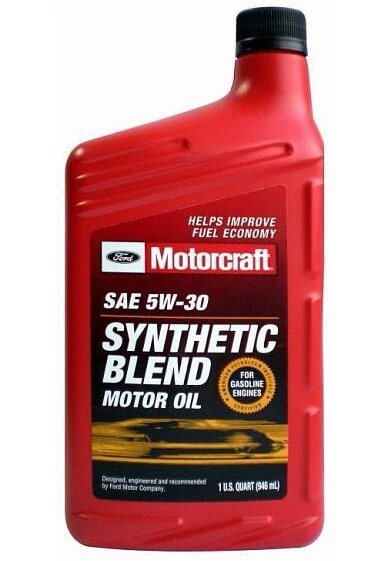 масло FORD Motorcraft Premium Synthetic Blend 5W-30, 0,946 л