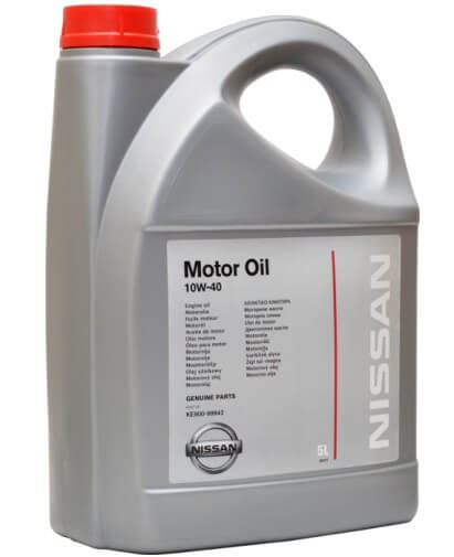 масло NISSAN 10W-40 5 л