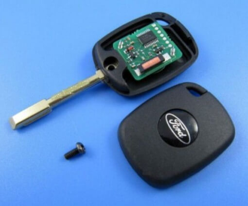 Перечиповка потерянного ключа для авто