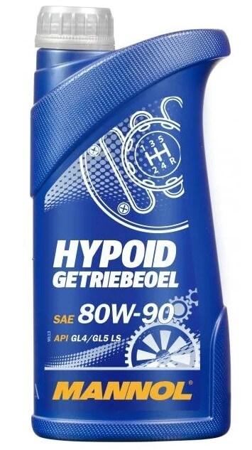 масло Mannol Hypoid Getriebeoel 80W-90 1 л
