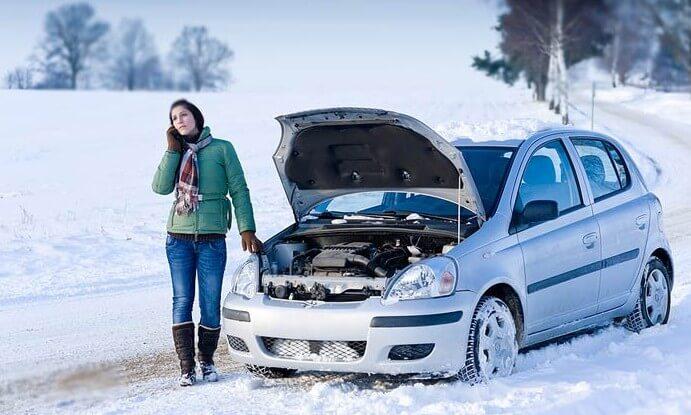 Заводим автомобиль в холод без проблем