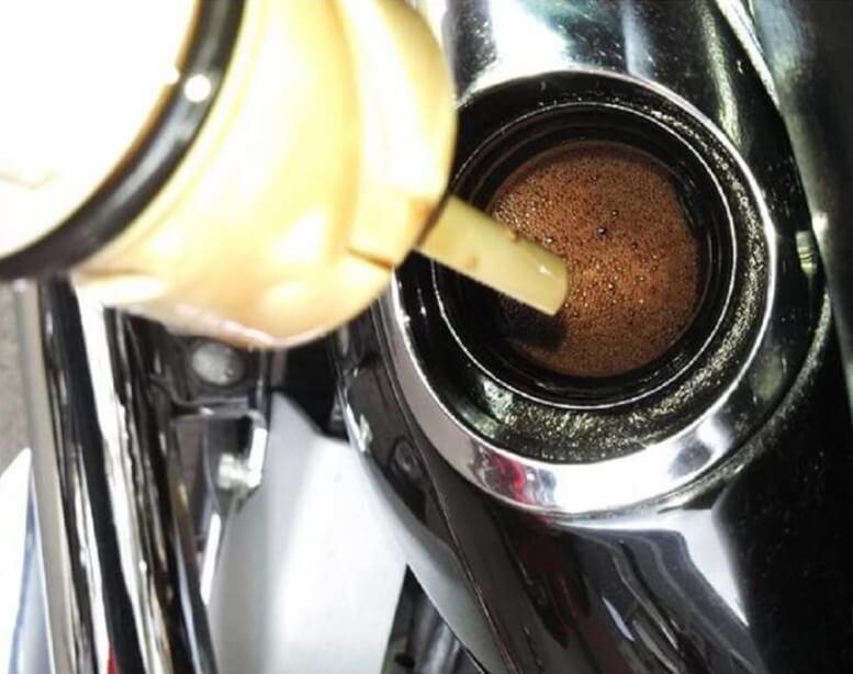 Почему пенится масло в двигателе нового автомобиля