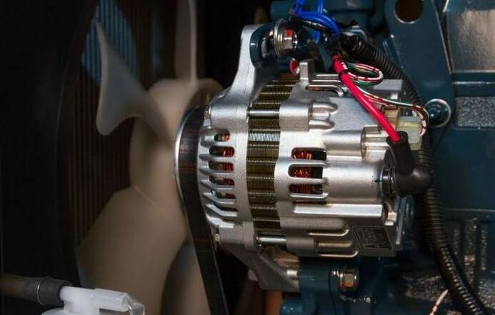 Элементы автомобильного генератора, состояние которых нужно мониторить