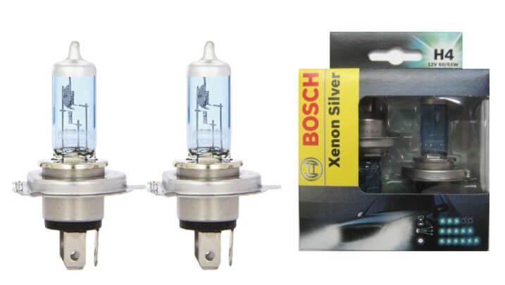 Bosch Xenon Silver H4