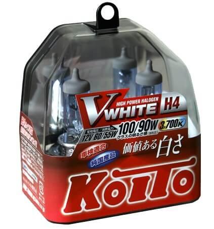 Koito WhiteBeam III H4