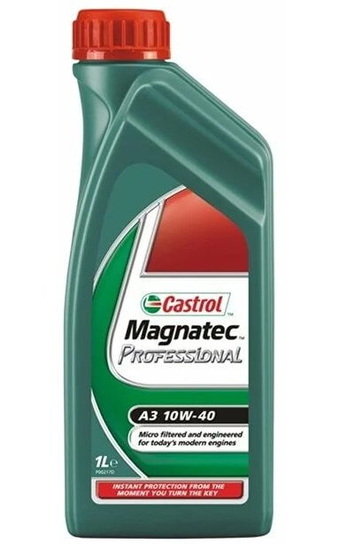 масло Castrol Magnatec Professional A3 10W-40 1 л