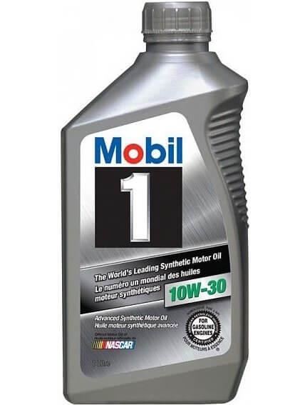 масло Mobil 1 Advanced Full Synthetic 10W-30 0,946 л