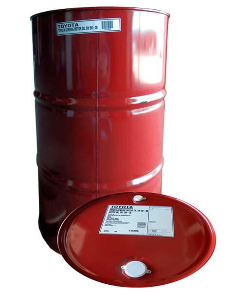 масло TOYOTA Motor Oil SM-SN SAE 5W-30, 208 л, Toyota 00279DM530