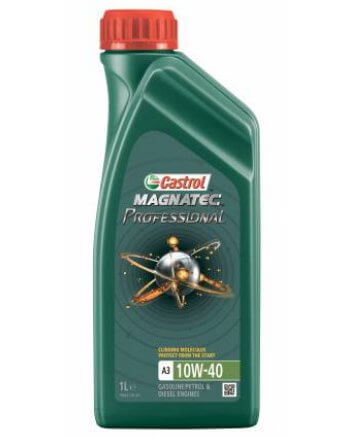 Моторное масло Castrol Magnatec Professional A3 10W-40 1 литр