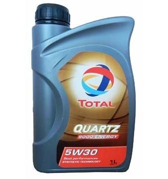 моторное масло TOTAL Quartz 9000 Energy 5W30 1 л