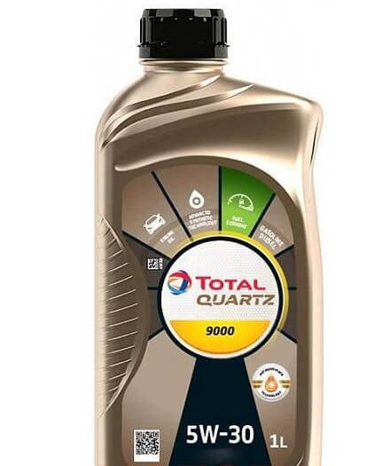 Масло моторное TOTAL Quartz 9000 Energy 5W-30