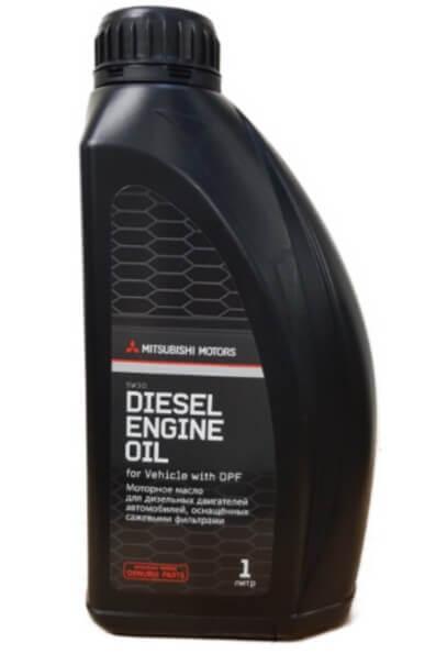 моторное масло Mitsubishi Diesel 5w-30 1 л