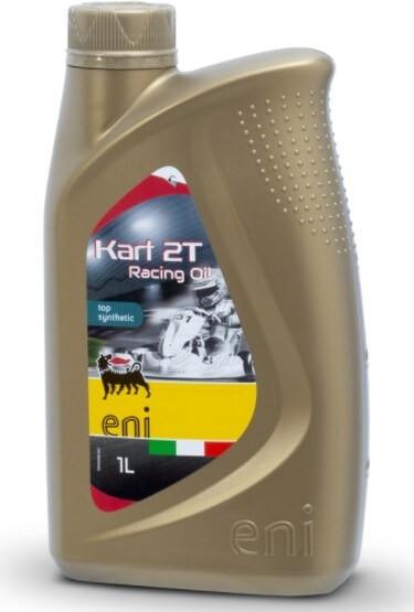 масло Eni Kart 2T, 1 л