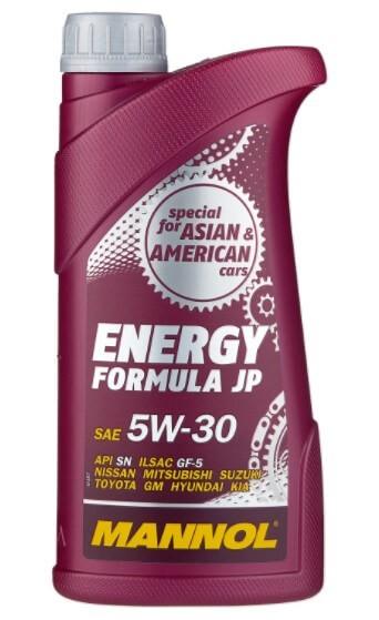 моторное масло Mannol Energy Formula JP 5W-30, 1 л
