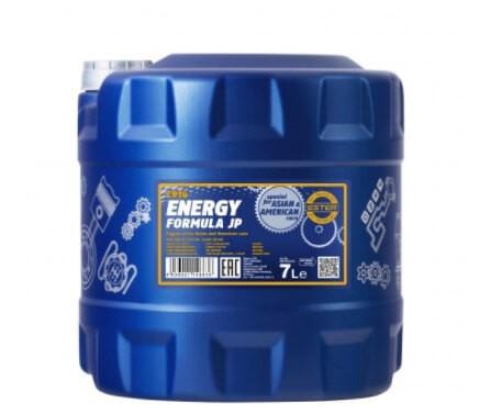 моторное масло Mannol Energy Formula JP 5W-30, 7 л