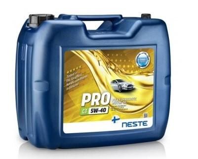 моторное масло Neste Pro C3 5W-40
