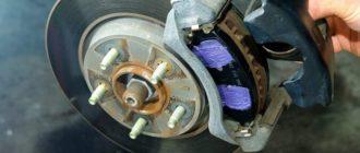 Чем лучше смазывать направляющие тормозного суппорта