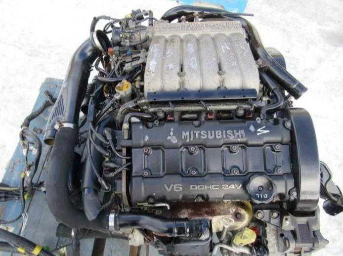 Какое масло лучше заливать в двигатель 6g72