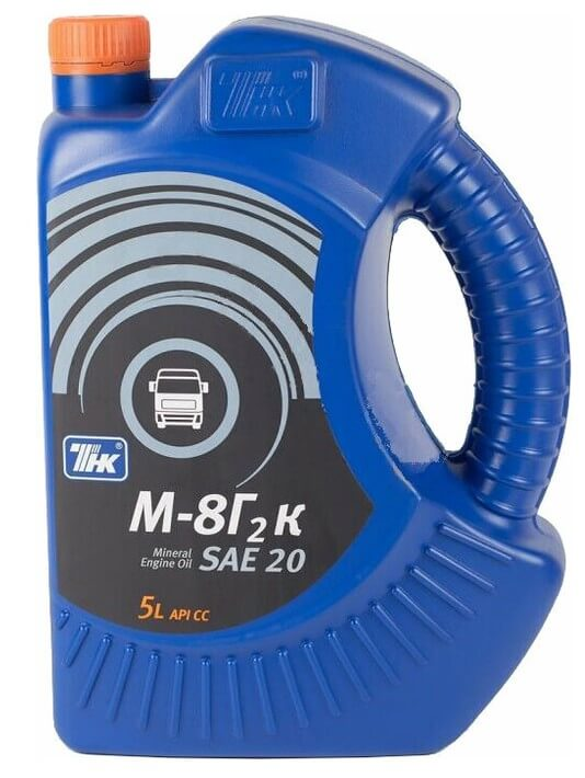 моторное масло TNK М-8Г2к, 5 л
