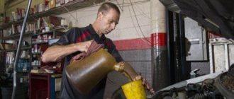 Можно ли заливать масло в горячий двигатель