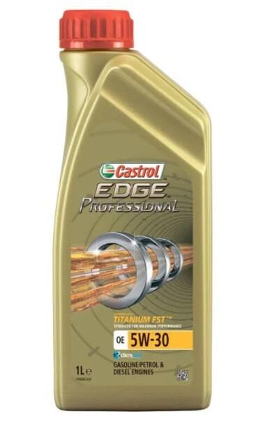 моторное масло Castrol Edge Professional OE 5W-30, 1 л
