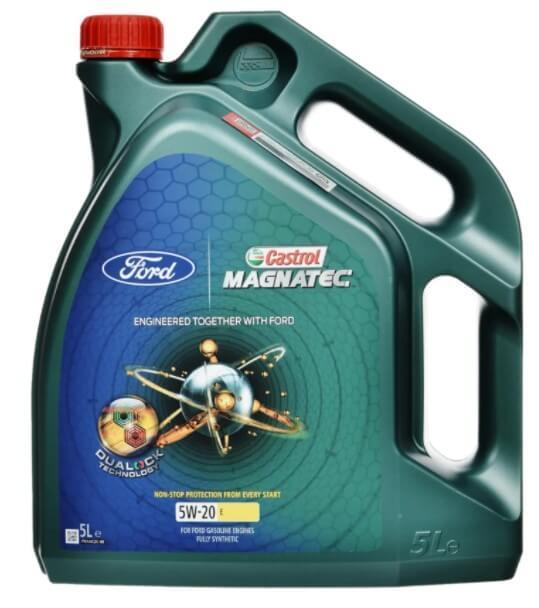 моторное масло Castrol Magnatec Professional E 5W-20, 5 л