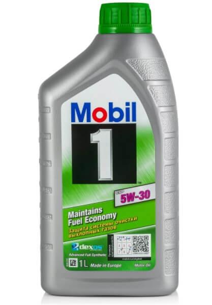 моторное масло MOBIL 1 ESP 5W-30, 1 л