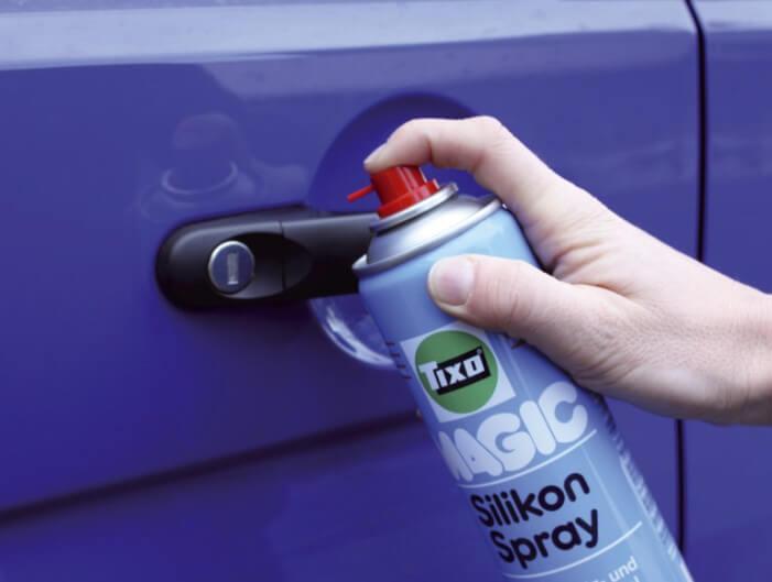 Как можно навредить автомобилю безобидной силиконовой смазкой?